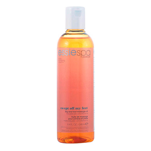 Essie - ESSIE swept off my feet leg and foot massage oil 248 ml
