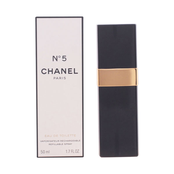 Chanel - N§ 5 vapo<br>refill 50 ml edt