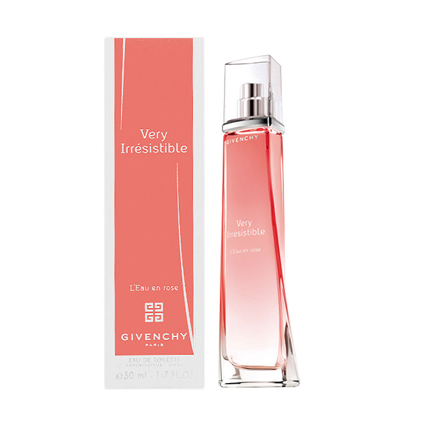 Givenchy - VERY IRRESISTIBLE LEAU EN ROSE edt vapo 50 ml