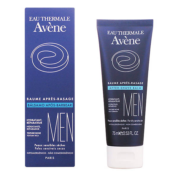 Avene - HOMME baume après-rasage 75 ml