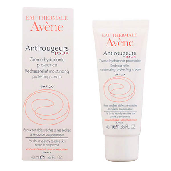 Avene - ANTI ROUGEURS jour crème hydratante protectrice SPF20 40 ml