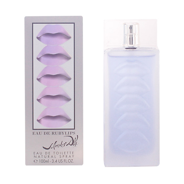 Salvador Dali - EAU DE RUBY LIPS edt vaporizador 100 ml