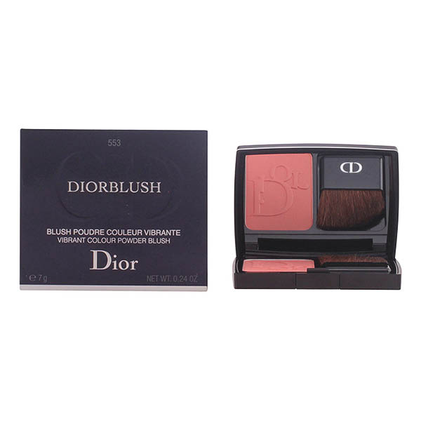 Dior - DIORBLUSH 553-cocktail peach 7 gr