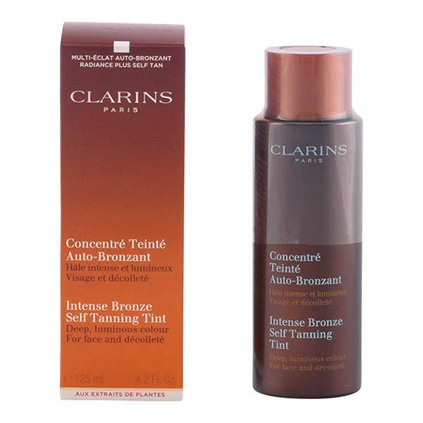 Clarins - SUN concentré teinté autobronzant intense 125ml