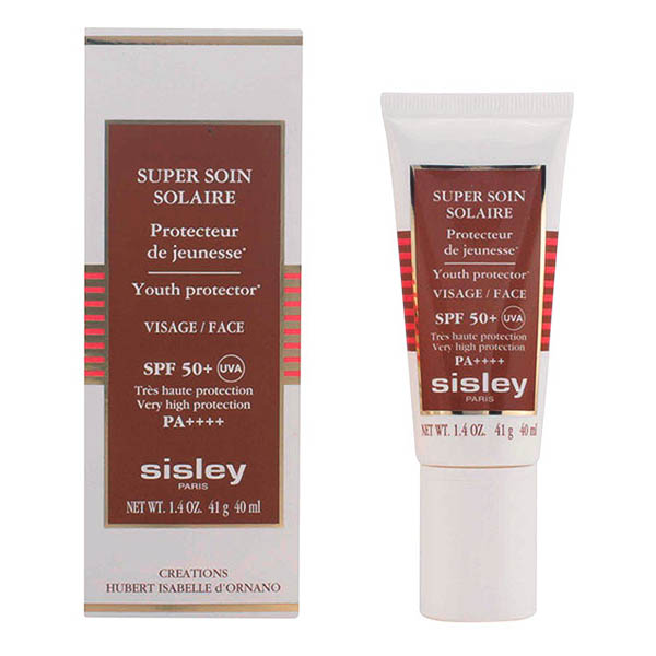 Sisley - PHYTO SUN super soin solaire visage SPF50+ 40 ml