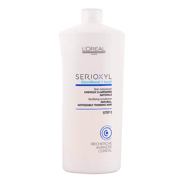 L'Oreal Expert Professionnel - SERIOXYL bodyfying conditioner natural hair step 2 1000 ml 3474630644014  02_S0502143