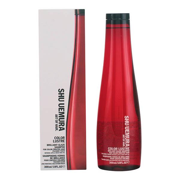 Shu Uemura - COLOR LUSTRE brilliant glaze shampoo 300 ml