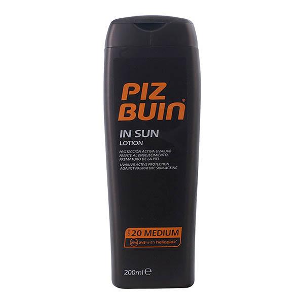 Piz Buin - PIZ BUIN IN SUN lotion SPF20 medium 200 ml