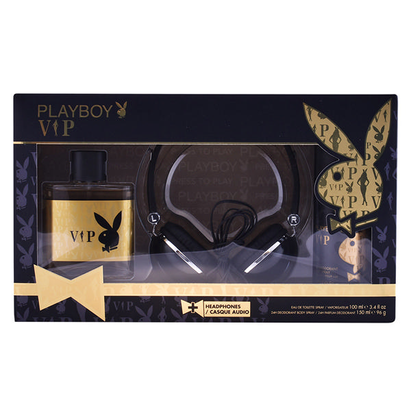 Playboy - PLAYBOY VIP HIM SET 3 Pcs.