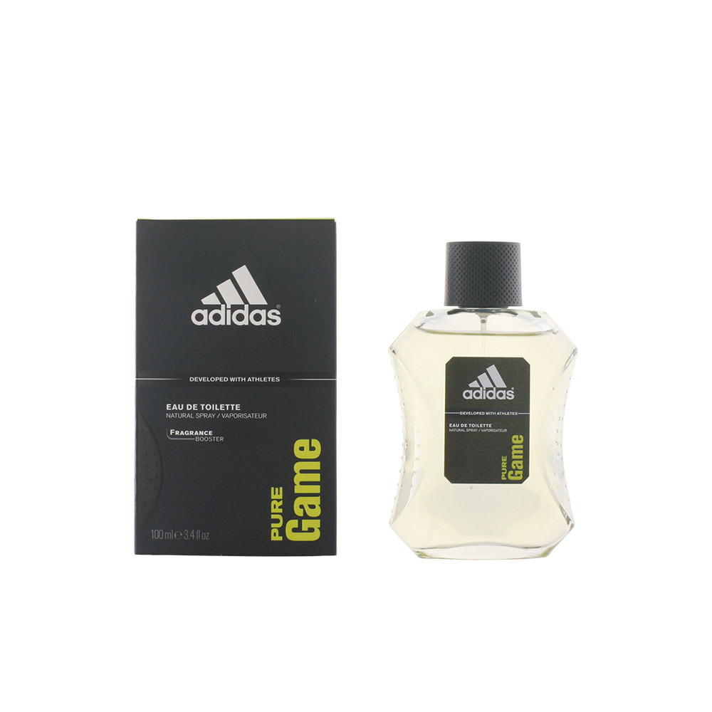 Adidas - PURE GAME edt vapo 100 ml