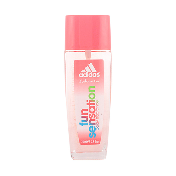 Adidas - ADIDAS WOMAN FUN SENSATION body fragance vaporizador 75 ml