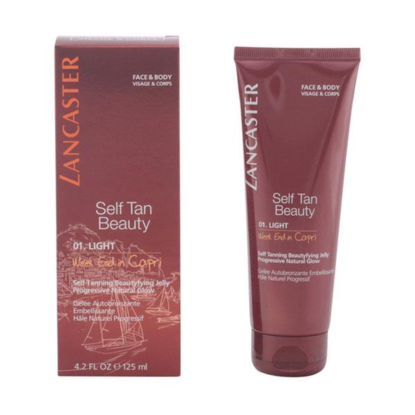 Lancaster - SELF TAN BEAUTY face&body beautyfying jelly 01-light 125 ml