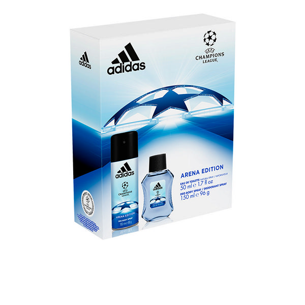 Adidas - UEFA CHAMPIONS LEAGUE SET 2 Pcs.