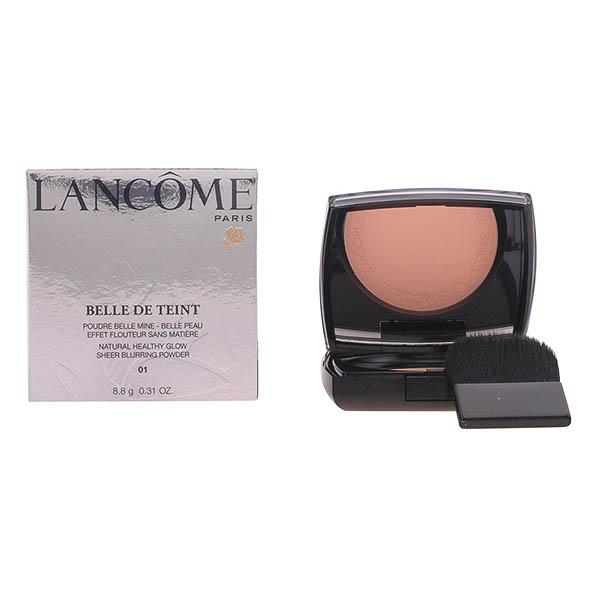 Lancome - BELLE DE TEINT poudre belle mine 01-belle de rose 8.8 gr