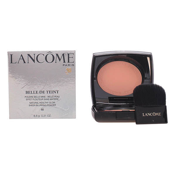 Lancome - BELLE DE TEINT poudre belle mine 02-belle d'abricot 8.8 gr