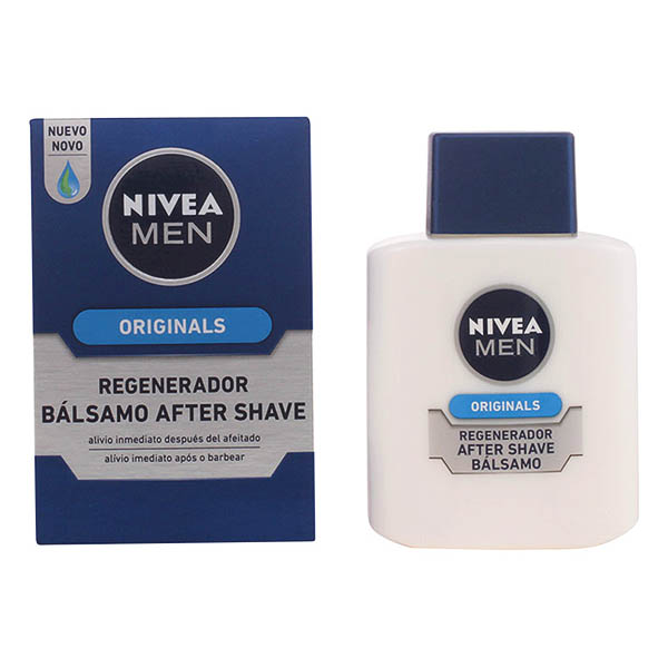 Nivea - MEN ORIGINALS regenerator after shave balm 100 ml