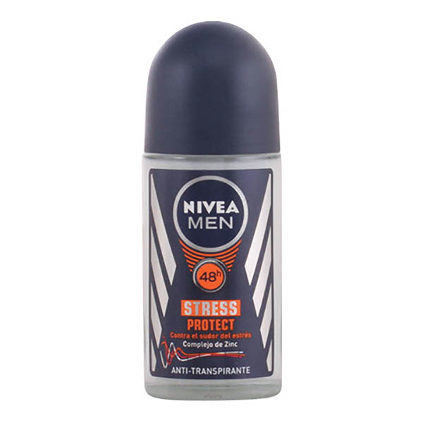 Nivea - MEN STRESS PROTECT deo roll-on 50 ml