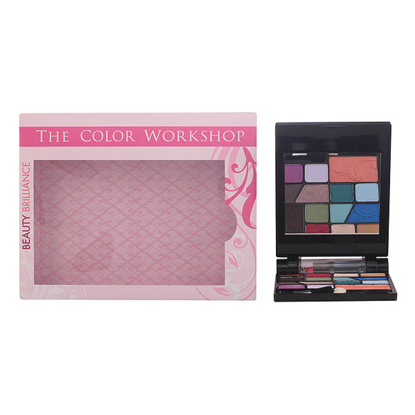 The Color Workshop - BEAUTY BRILLIANCE CASE 7 pz