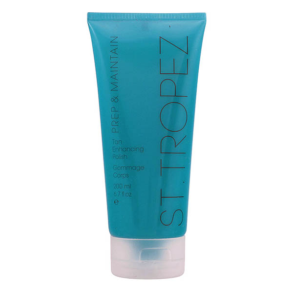 St.tropez - BODY POLISH tan enhancing scrub 200 ml