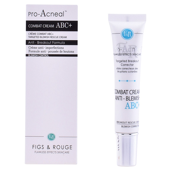 Figs & Rouge - PROACNEAL combat cream ABC+ 15ml