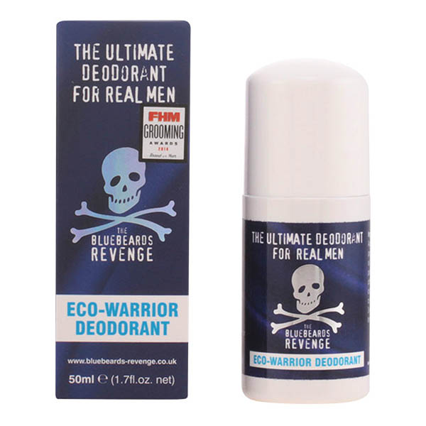 The Bluebeards Revenge - BODY eco warrior deo 50 ml