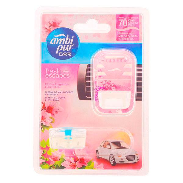 Ambi Pur - CAR ambientador aparato + recambio for her 7 ml