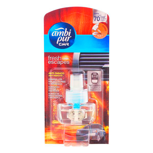 Ambi Pur - CAR ambientador recambio anti-tabaco 7 ml