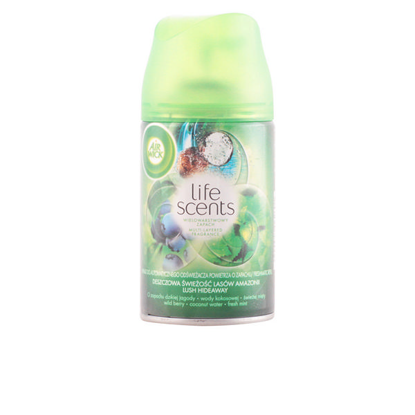 Air-wick - AIR-WICK FRESHMATIC ambientador rec coconut water&freshmint 5900627062601  02_S0504960