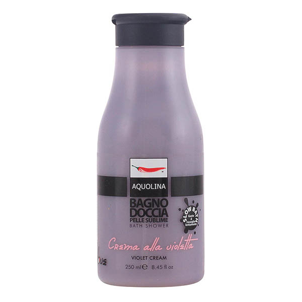 Aquolina - LE GOURMAND bath foam violet cream 250 ml