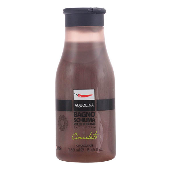 Aquolina - TRADICIONAL bath foam chocolate 250 ml