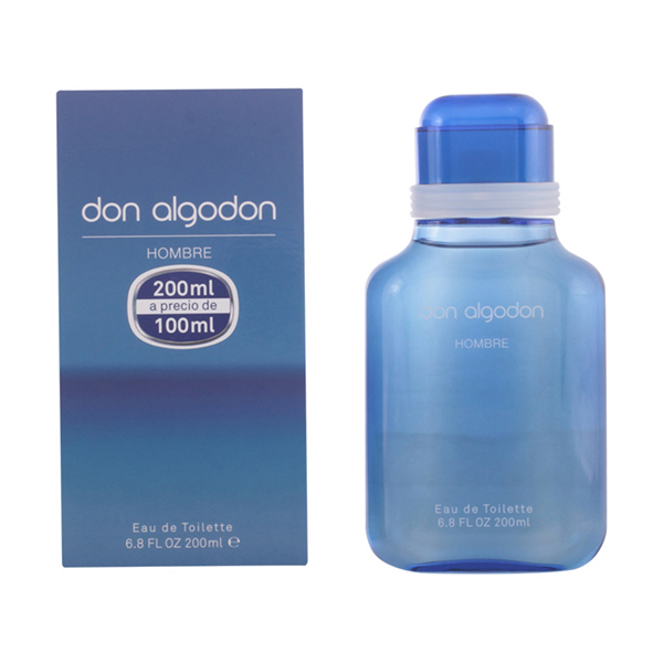 Don Algodon - DON ALGODON HOMBRE edt 200 ml