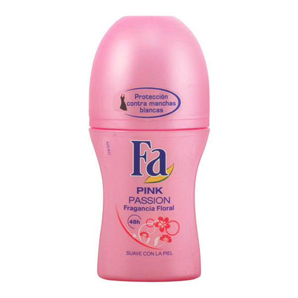 Fa - FA PINK PASSION deo roll-on 50 ml