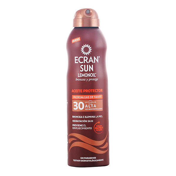 Ecran - ECRAN SUN LEMONOIL oil spray SPF30 250 ml