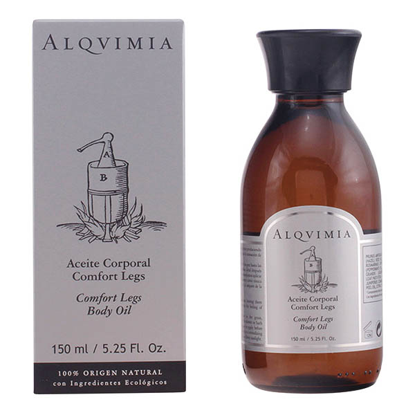 Alqvimia - BODY OIL comfort legs 150 ml