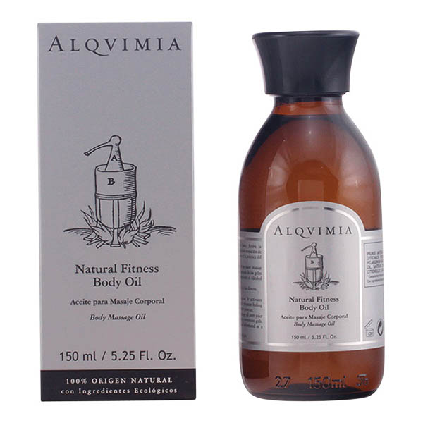 Alqvimia - BODY OIL natural fitness 150 ml