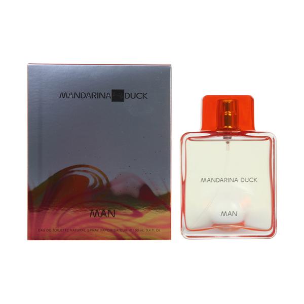 Mandarina Duck - MANDARINA DUCK MAN edt vapo 100 ml