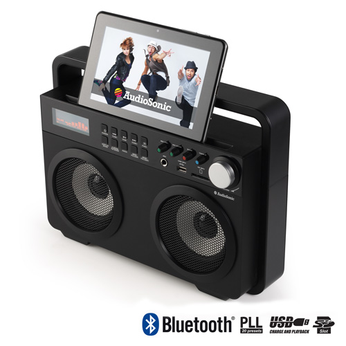 Radio Retro MP3 Bluetooth AudioSonic RD1557 I3510131