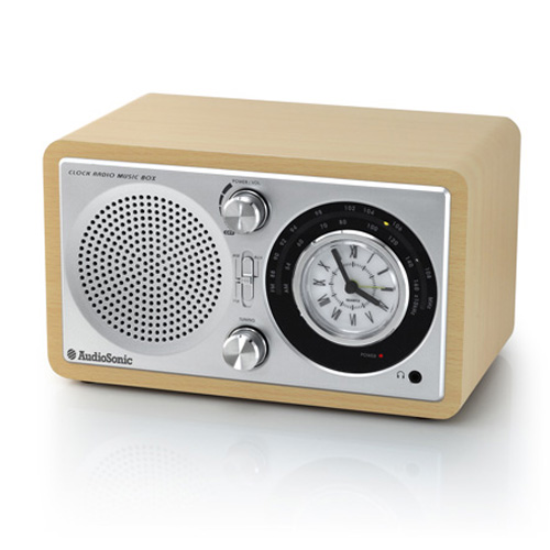 Radio-Despertador Retro AudioSonic RD1541 H3510104