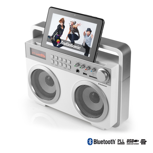 Radio Retro MP3 Bluetooth AudioSonic RD1559 I3510133