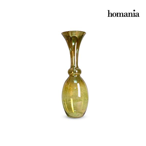 Váza (20 x 20 x 67 cm) - Pure Crystal Deco Gyűjtemény by Homania