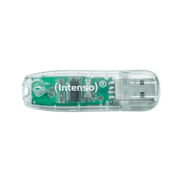 Ključ USB INTENSO 3502480 32 GB Prozorno