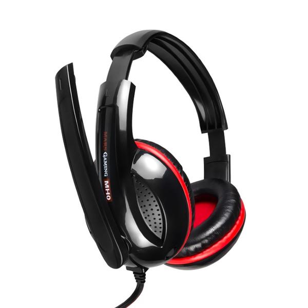 Tacens Mars Gaming MH0 Slušalke+Mikrofon 40mm Ultrabas