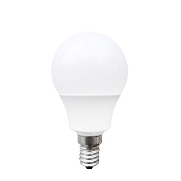 Gömbölyű LED Izzó Omega E14 4W 320 lm 6000 K Fehér fény