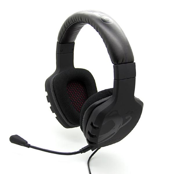 OZONE Slušalke Gaming Rage ST Črne Stereo