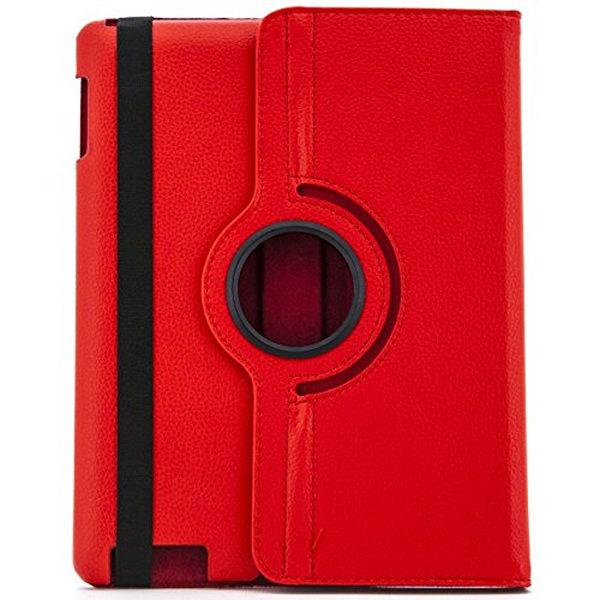 Funda-iPad-2-3-4-Ref-186667-Piel-Rojo