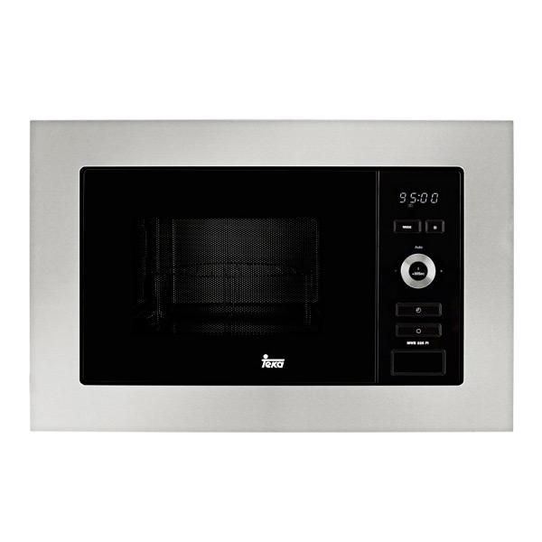 Built-in microwave Teka MWE225FI 20 L 800W Fekete Rozsdamentes acél
