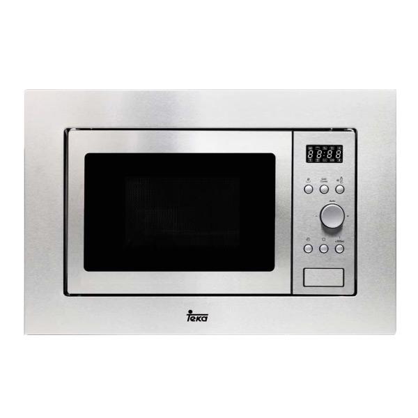 Built-in microwave with grill Teka MWE204FI 20 L 800W Rozsdamentes acél