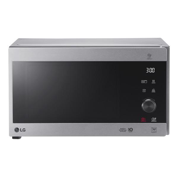 Mikrohullámú Sütő Grillsütővel LG MH6565CPS 25 L Touch Control 1000W Fekete Rozsdamentes acél