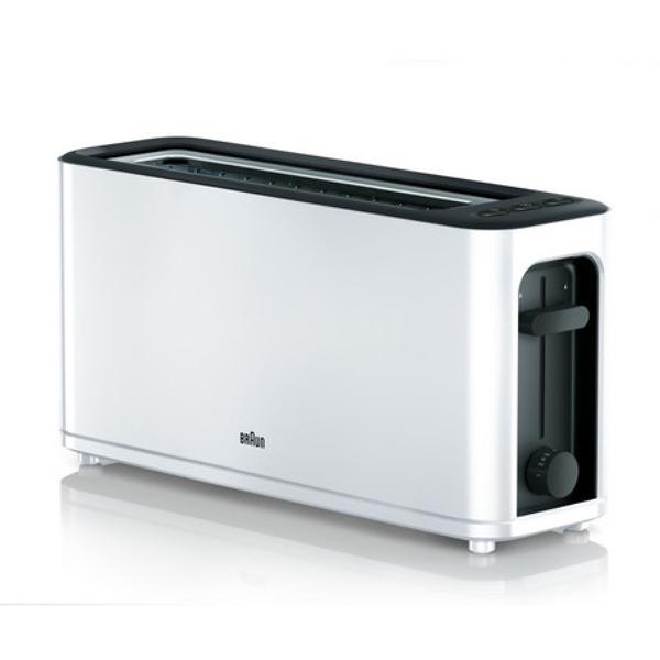 Kenyérpirító Braun HT3100WH 1000W Fehér