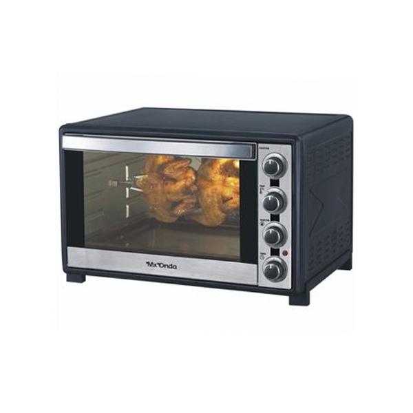 Hőlégkeveréses sütő Mx Onda MXHC2600 60 L 2200W Rozsdamentes acél